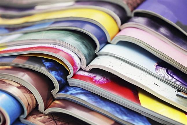 Veckans quiz berör tidskrifter.
