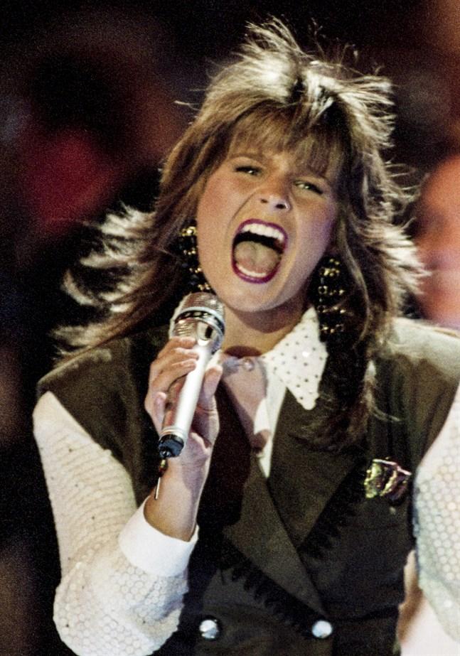Tillsammans med sin fläkt vann Carola Eurovision Song Contest 1991 med bidraget