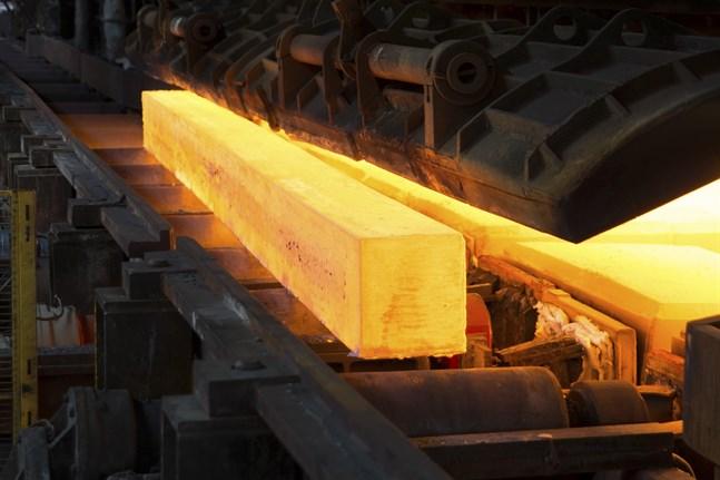 Metallindustrin och smältverken drabbades hårt av Elektrikerförbundets strejk som pågick i upp till två månader.