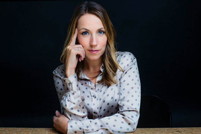 Anna Bennich föreläser om ensamhet på Akademiforum den 3 mars.