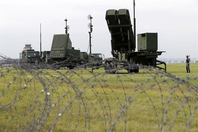 Världens samlade militära utgifter steg i fjol med fyra procent, vilket är den största ökningen på tio år. Arkivbild.
