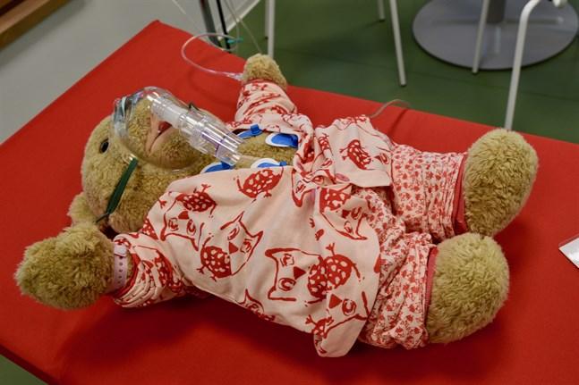 För tillfället är cirka 20 spädbarn intagna på Nya barnsjukhuset i Helsingfors på grund av RS-viruset.