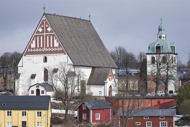 Borgå domkyrka.