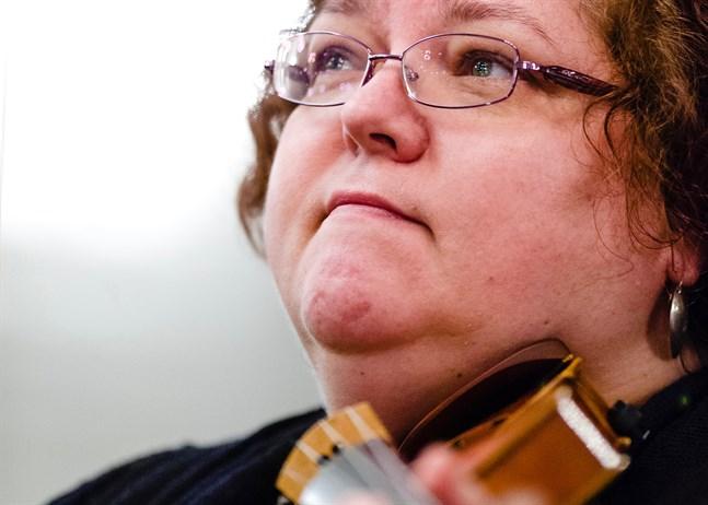 Kreeta-Maria Kentala framför gärna konsertprogram med mera okänd och sällan framförd repertoar.