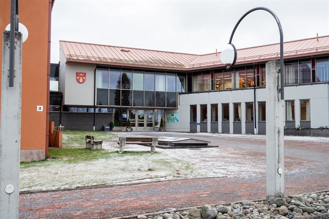 Pedersöre kommun. Arkivfoto.