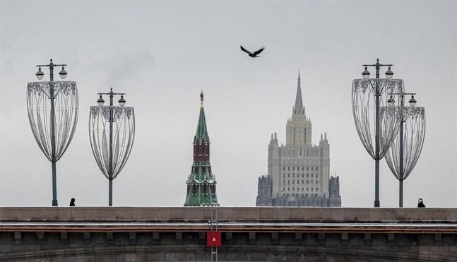I Moskva ansöks det flitigt om visum till Finland.