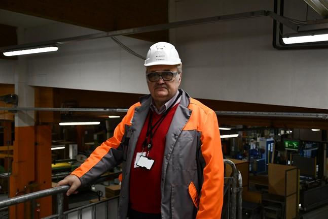 Håkan Blomqvist går i pension och nu har börsbolaget Stora Enso utsett vem som ska leda enheten i Tjöck.