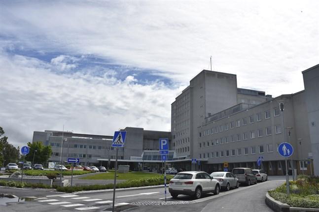Vasa centralsjukhus är ett av de sjukhus som vill ha ett ännu flexiblare system.