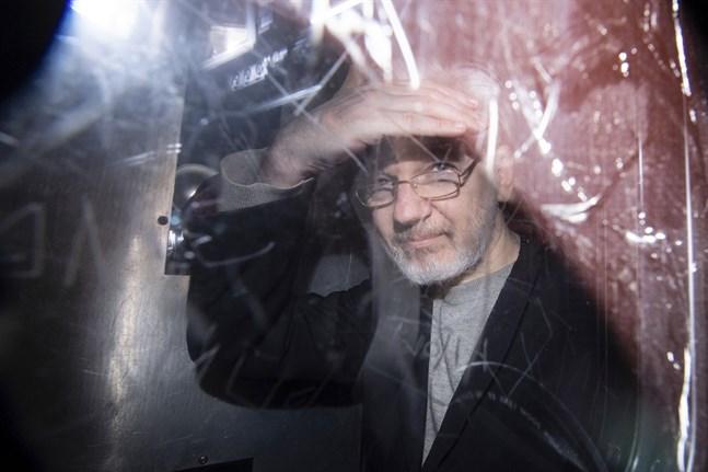 I USA ses Julian Assange av många som en förrädare och spion efter att ha publicerat tusentals hemligstämplade amerikanska dokument. Arkivbild.