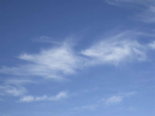 Hela landet får njuta av uppehållsväder och kallare temperaturer fram till helgen.