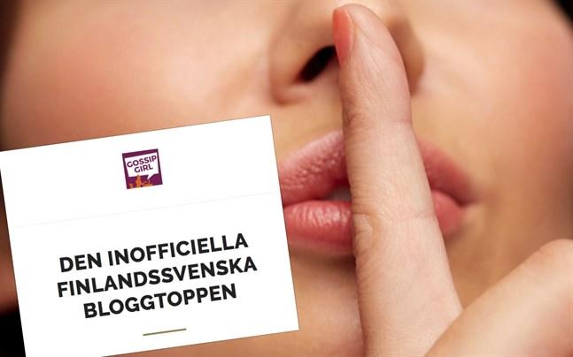 Bloggkommentatorn Gossip Girl bevakar den finlandssvenska bloggvärlden och kommenterar den på sin blogg.