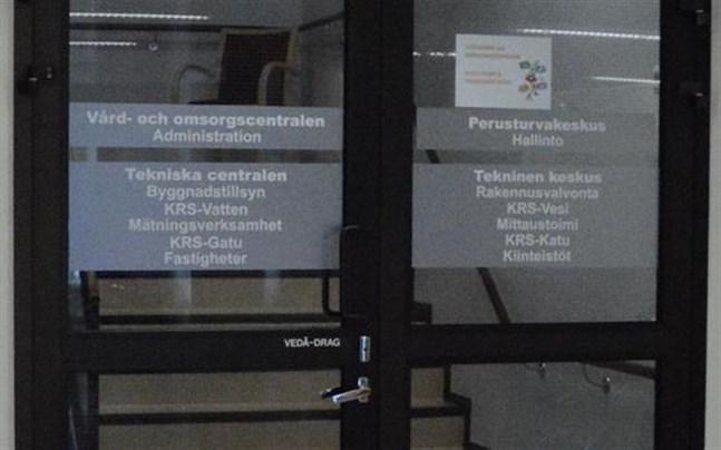 Teknisk direktör oh fastighetschef söks till tekniska centralen i Kristinestad.