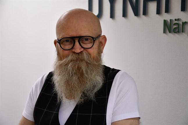 Mats Sabel har 30 års erfarenhet av restaurangbranschen i Österbotten. Nu ska han lyfta livsmedelsföretagen i landskapet.