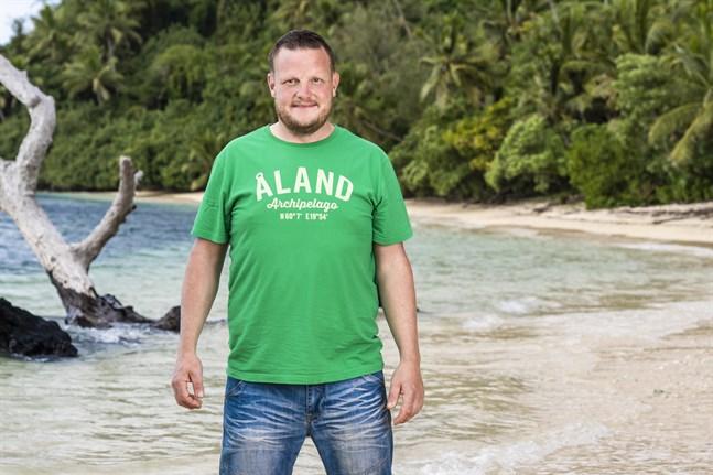 """Michael """"Micke"""" Björklund är en av deltagarna i Robinson."""