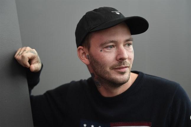 """Joakim Lundell är näste deltagare in i """"Big brother""""-huset."""