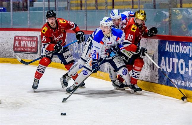 Hermes brukar kunna plocka in förstärkningar från Kärpät under säsongen och kommer att kunna fortsätta göra det i minst ett par vintrar till.