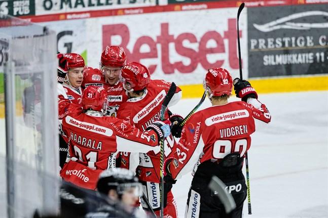 Sport spelar sin första hemmamatch mot Ässät den 10 oktober.