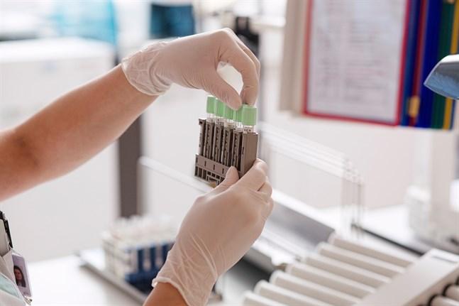 Antalet coronatester i Vasa sjukvårdsdistrikt överstiger nu 3000.