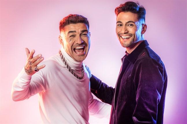 Mendes featuring Alvaro Estrella. Pressbild.