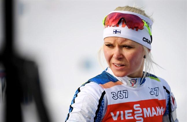 Innan torsdagens fjärdeplats i sprint har Mari Eder som bäst varit tolva i världscupen den här säsongen.