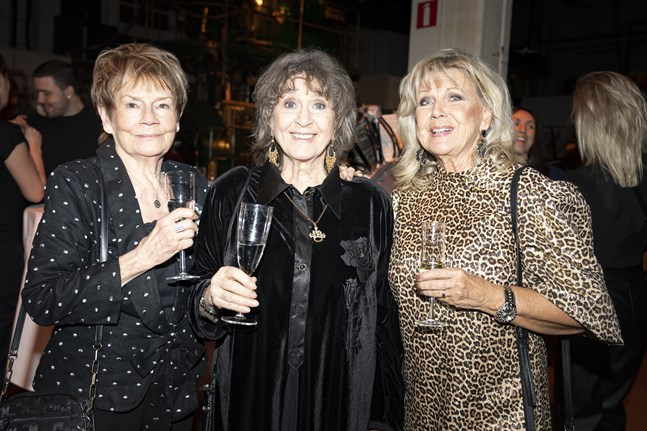 Towa Carson, Siw Malmkvist och Ann-Louise Hanson tävlade senast i Melodifestivalen 2004 med bidraget
