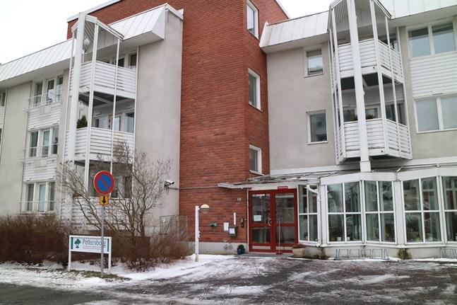 Verksamheten på gruppboendet Nordman på Pettersborg upphör i april.