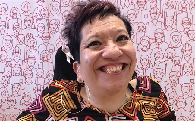 Anna Caldén omvaldes som ordförande för FSD i Österbotten.