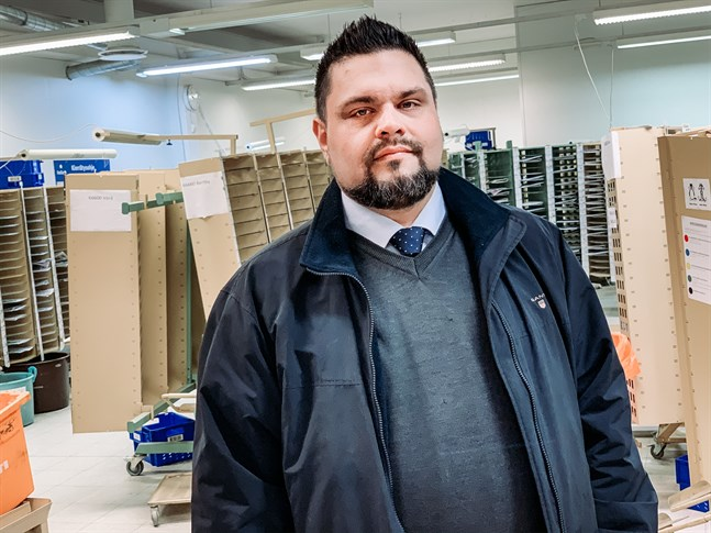 Björn Svens har varit egenföretagare majoriteten av hans arbetsliv.