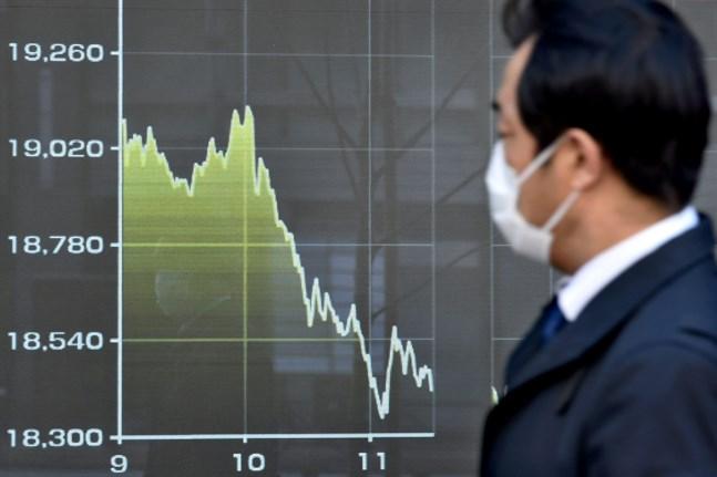 Asienbörserna fortätter falla kraftigt.