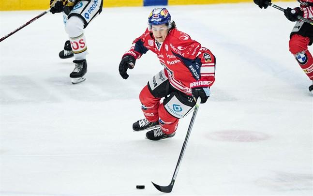 Eemil Erholtz flyttar till Björneborg.