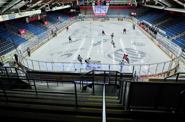 Sport avslutade säsongen genom att spela en hemmamatch mot Kärpät inför tomma läktare. Kärpät vann med 2–3 efter förlängning.