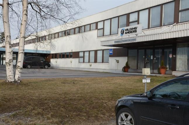 Hilding Anders madrassfabrik har tvingats till permitteringar av permitteringar.