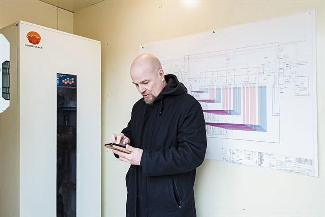 Timo Sivula vill börja med att ta reda på vad Karlebyborna behöver och vill ha.