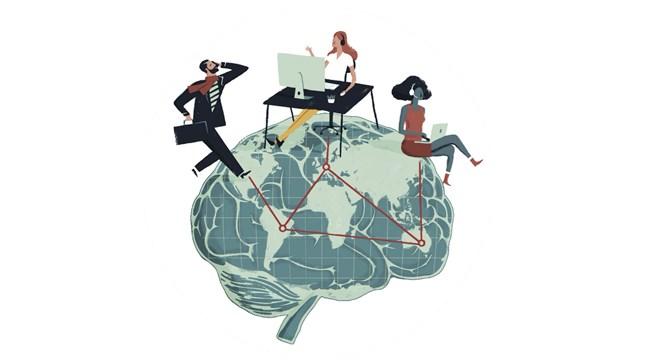 – Människor är mer produktiva när deras arbetsscheman rymmer de olika kraven i hemmet, säger arbets- och näringsministeriets rådgivare Tarja Kröger till BBC.