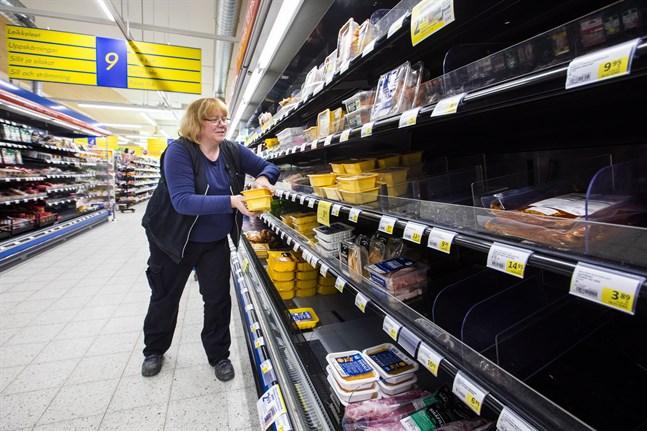 Ett litet val framför butikshyllan har enorm betydelse, påpekar vd:n för Förbundet för Finländskt Arbete.