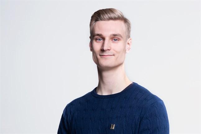 Jonny Skogberg, ingenjör (YH), maskin- och produktionsteknik, Vasa