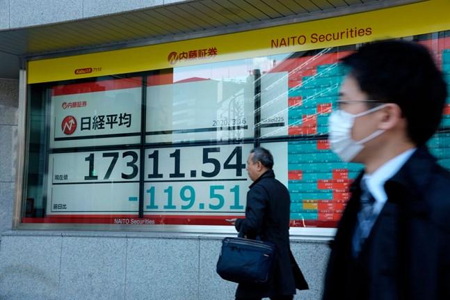 Mardrömmen på aktiemarknaden fortsätter.