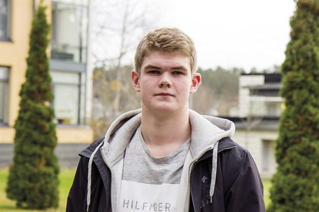 Kevin Hägglund, skogsbruksingenjör (YH), Raseborg