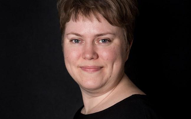 Charlotta Hilli utvecklar och forskar om distansundervisning.