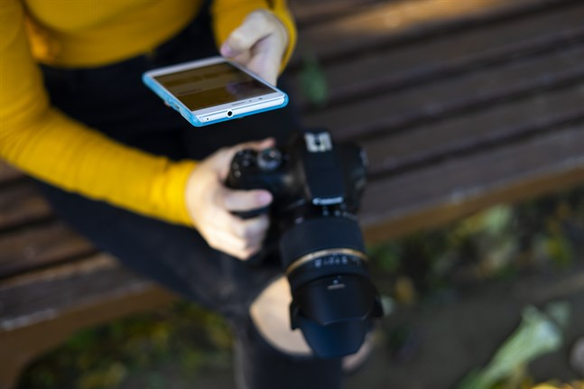 Vasa och Aktion Österbotten har haft sommarjobbare med uppdrag att ta bilder till sociala medier. I sommar ska också Malax ha det.