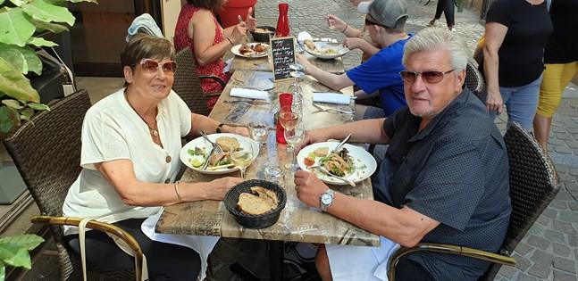 Stina och Lars-Johan Jakobsson har varit bosatta på spanska östkusten i två och ett halvt år.