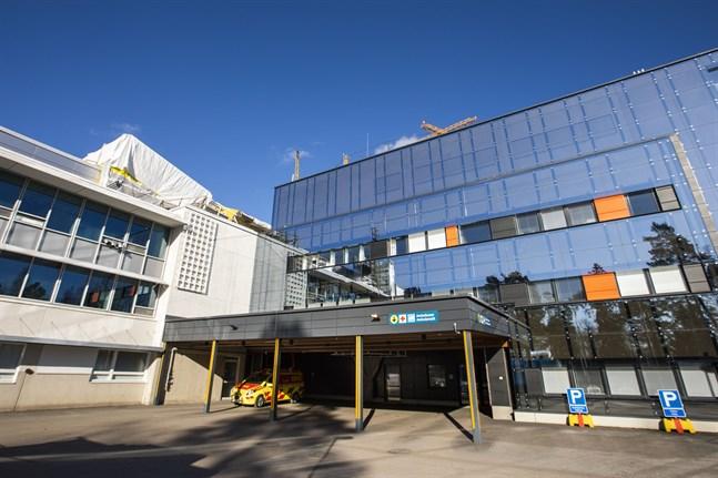Läget i Vasa sjukvårdsdistrikt har varit lugnt, men nu har ett nytt fall uppdagats.