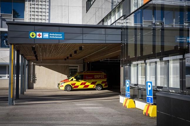 Ett nytt fall av coronasmitta uppdagades vid Vasa sjukvårdsdistrikt på söndagen.
