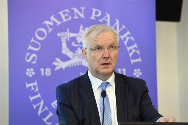 Finlands bank jobbar för att stabilisera hushållens och företagens ekonomi så länge coronaviruskrisen pågår, uppger bankens chefdirektör Olli Rehn.