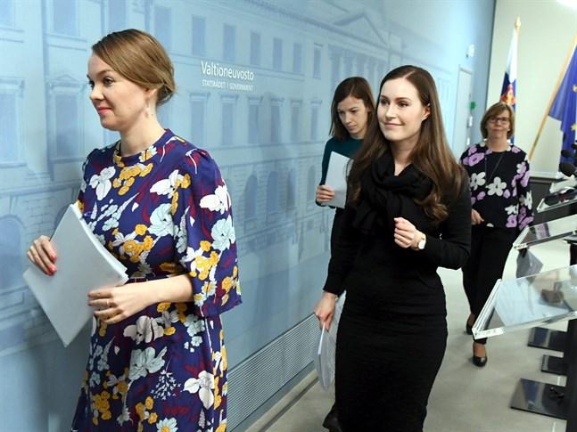 Näringsminister Katri Kulmuni gick till och med ut med ett löfte om att inget företags ska behöva gå omkull på grund av coronaåtgärderna.