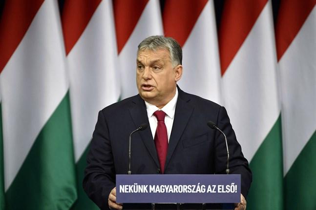 Ungerns premiärminister Viktor Orbán vill utöka sina befogenheter i samband med viruskrisen. Arkivbild.