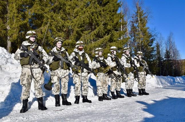 Ett andra fall av coronavirus har påvisats vid Gardesjägarregementet.