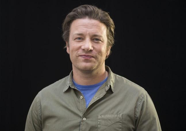 Jamie Oliver kommer att laga mat för tittare i karantän. Arkivbild.