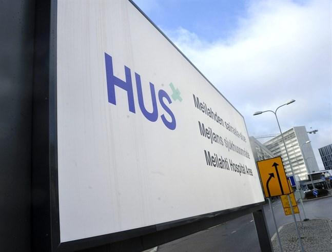 Sammanlagt har 378 fall av coronavirus nu påvisats inom HUS område.