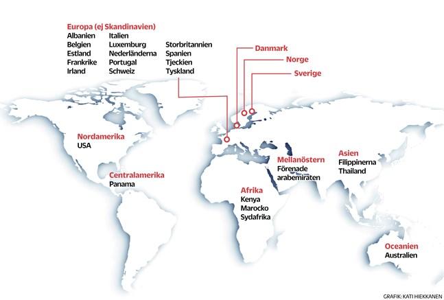 Våra läsare finns över hela världen. 80 läsare i 26 länder har redan berättat hur coronaviruset påverkar deras liv.